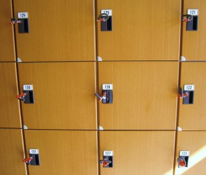 an exceptional locker?
