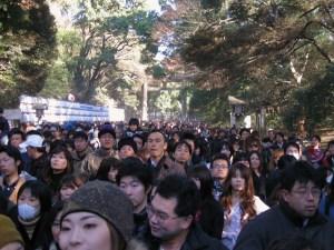 always a big crowd