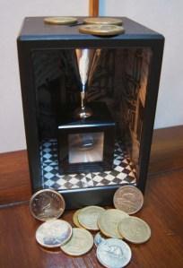 M.C. Escher Coin Bank