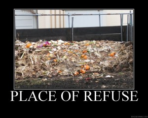 Place of Refuse