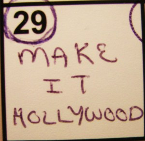 """Make It Hollywood"" from Kelly Pettit's ""FUEL"""