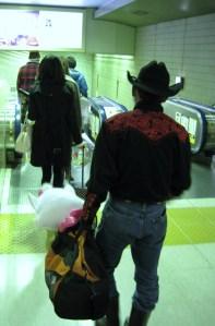 Hello Kitty Cowboy!
