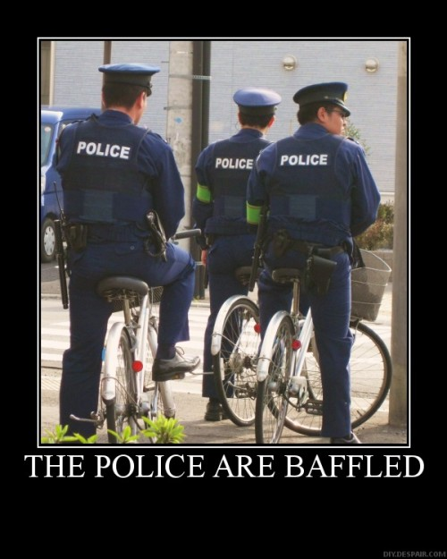 baffled ... without baffles!