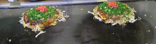 wacky for okonomiyaki!!!!!