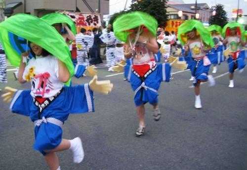 Shibukawa Heso Matsuri 2009