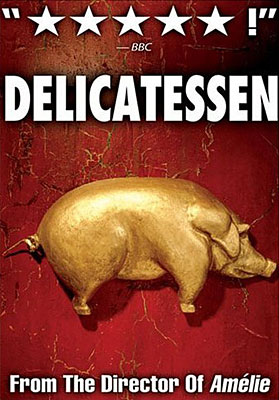 delicatessen a real movie? ... or a surreal movie