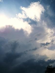 clouds cloud my judgement: I think I am solar powered.