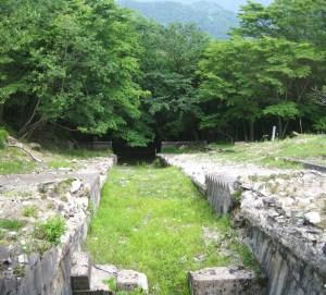 old funicular run near Nikko, Tochigi-ken