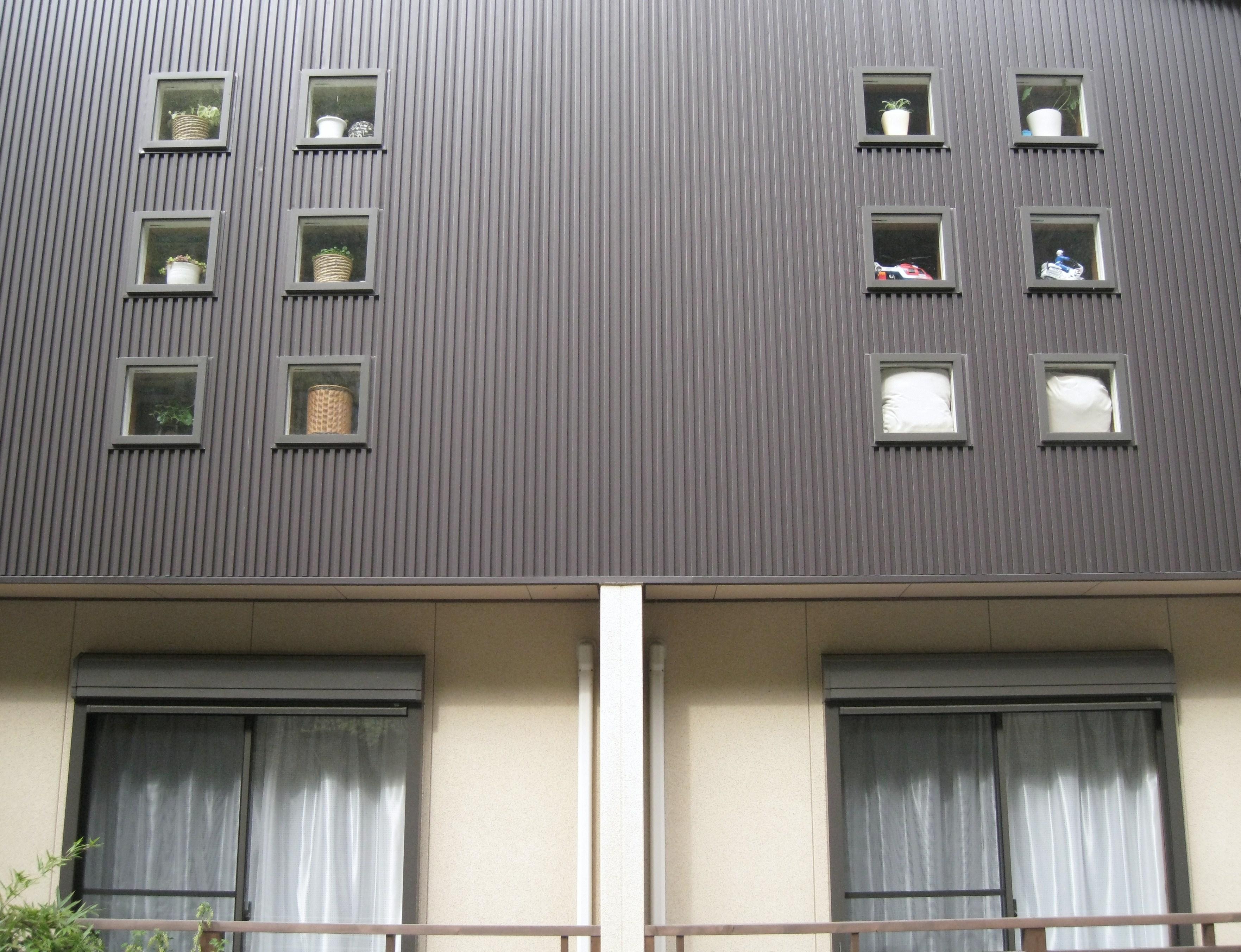 Sex window next apartment